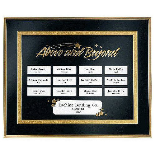 Above & Beyond Perpetual Recognition Program