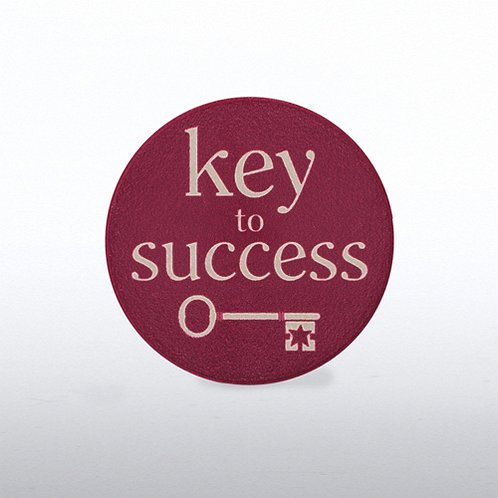 Key to Success Tokens of Appreciation