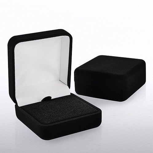 Black Lapel Pin Presentation Box