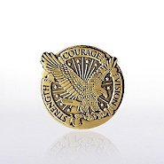 Lapel Pin - Eagle Leadership