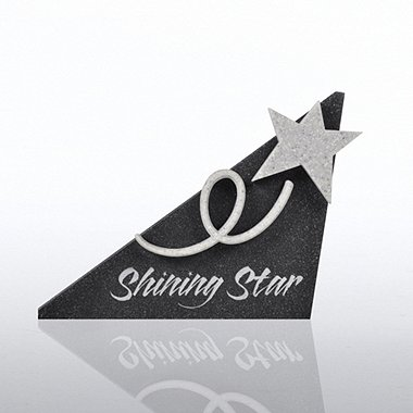 Sculptured Desk Awards - Shining Star