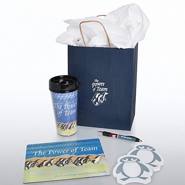 Theme Gift Sets - Penguins: Power of Team