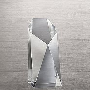 Prestigious Crystal Collection - Large Diamond Pentagon