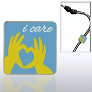 Steth-o-Charm - I Care Hands