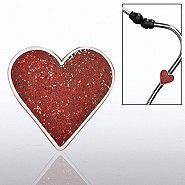 Steth-o-Charm - Sparkle Heart