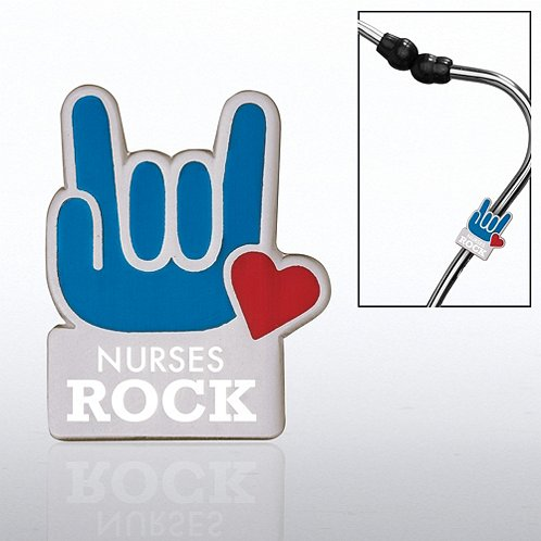 Nurses Rock Steth-o-Charm