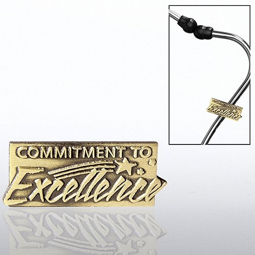 Commitment to Excellence Steth-o-Charm