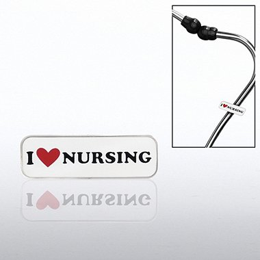 Steth-o-Charm - I Heart Nursing