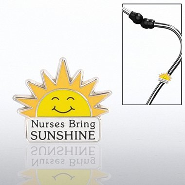 Steth-o-Charm - Nurses Bring Sunshine