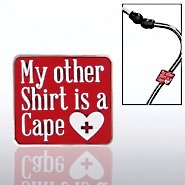 Steth-o-Charm - My Other Shirt is a Cape