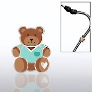 Steth-o-Charm - Scrubs Bear