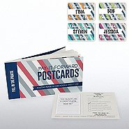 Pay-it-Forward Postcards - Fill in the Praise