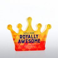 Acrylic Brights Trophy Collection - Royally Awesome