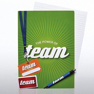 Event Kit - Teamwork Makes the Dream Work