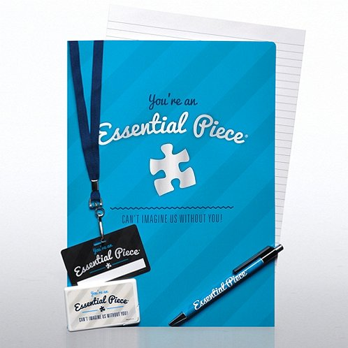 Blue Essential Piece Event Kit