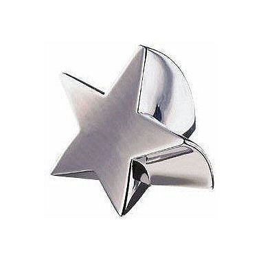 Paperweight - Silver Star - Blank