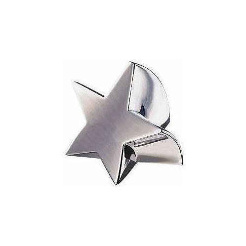 Blank Silver Star Paperweight