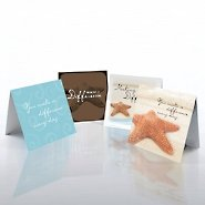 Note Cards - Starfish: Making a Difference