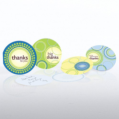 Thanks for All You Do! Note Cards