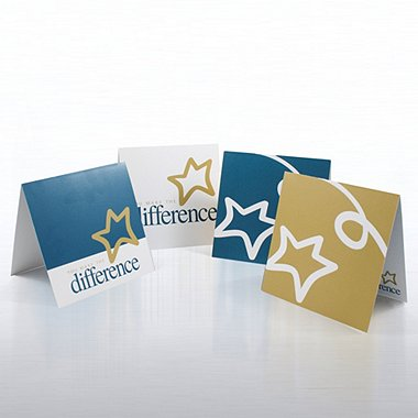 Note Cards - You Make the Difference