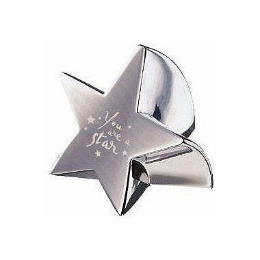 Paperweight - You are a Star - Silver