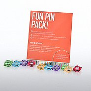 Fun Pin Pack - Awesome Badges 365-7