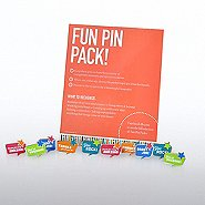 Fun Pin Pack - Quote Bubbles