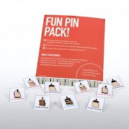 Fun Pin Packs - Birthday Assortment