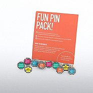 Fun Pin Pack - Striped Appreciation