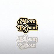Lapel Pin - Above & Beyond Script