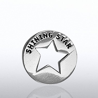 Lapel Pin - Milestone - Shining Star