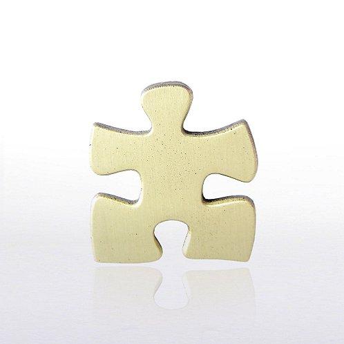 Essential Piece - Gold Lapel Pin