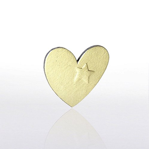Giving Heart Lapel Pin