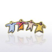 Lapel Pin - Diversity - Multi-Color