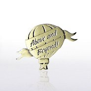 Lapel Pin - Above and Beyond Balloon