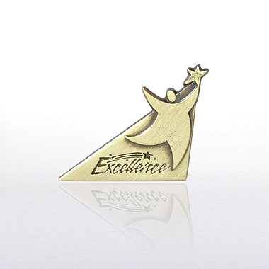 Lapel Pin - Cornerstone Excellence
