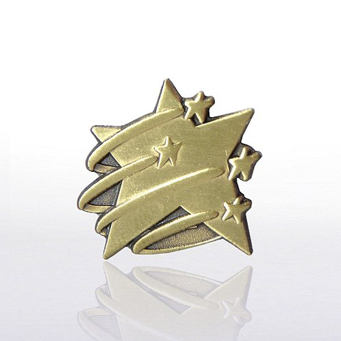 Stellar Performer Lapel Pin