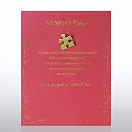 Character Pin - Essential Piece - Red Card