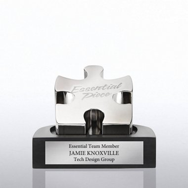 Paperweight Trophy - Essential Piece