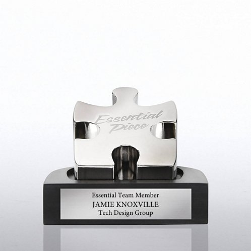 Essential Piece Paperweight Trophy