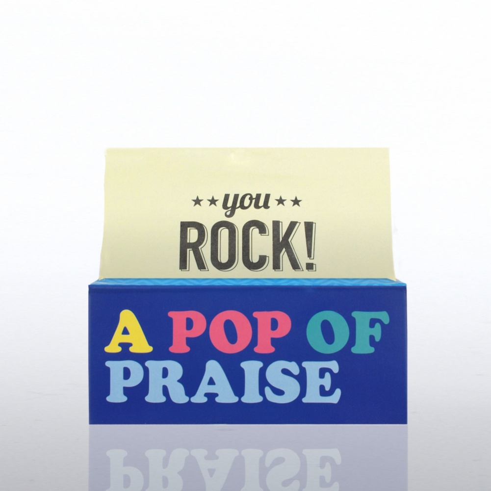 Pop of Praise – Super Staff