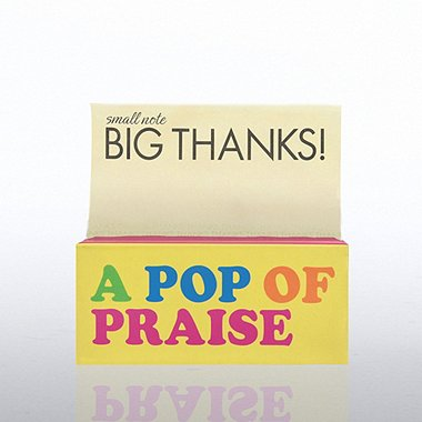 Pop Of Praise - Big Thanks