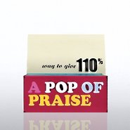 Pop Of Praise - Giving 110%