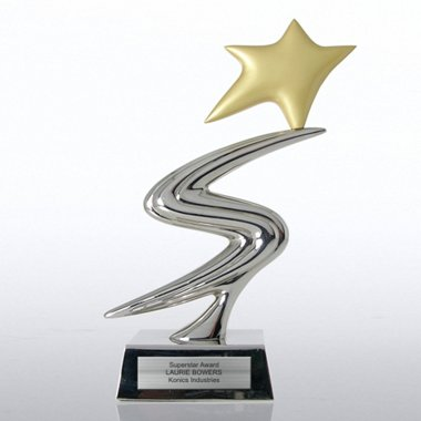 Time to Shine Trophy - Superstar