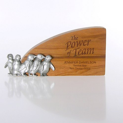 Penguin: Power of TEAM Character Trophy