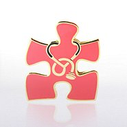 Lapel Pin - Essential Piece Stethoscope