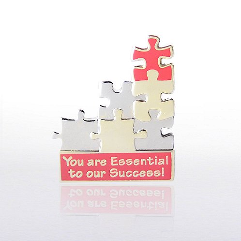 Essential to Our Success Lapel Pin