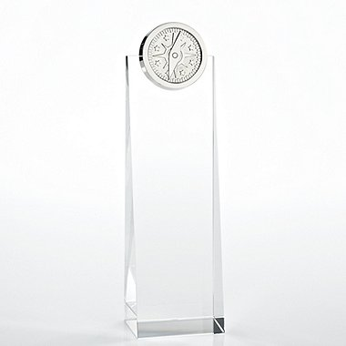 Crystalline Tower Trophy - Compass