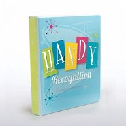 Recognition Binder System - Retro
