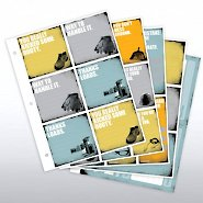 Recognition Binder System - Refill Pack - Mfg